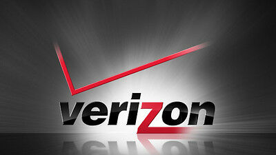 VERIZON WIRELESS $40 Refill card