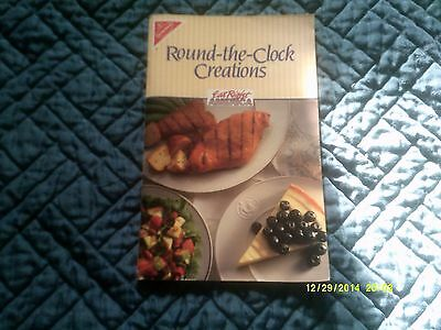 Round-the-Clock Creations - (1989) - Nabisco Cookbook