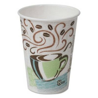 Dixie PerfecTouch 8-oz. Hot Cups, 1,000 Cups (DIX 5338CD)