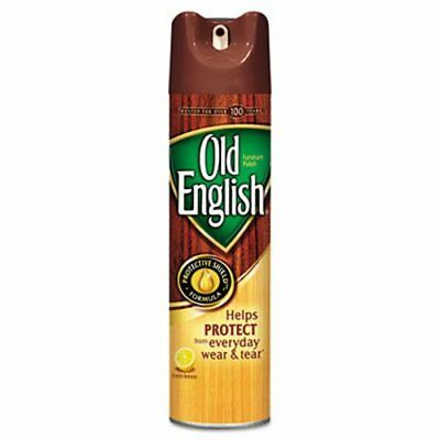 Old English Furniture Polish, 12.5-oz. Cans, 12/Carton (REC 74035)