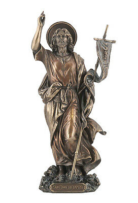 St. John The Baptist Statue Sculpture Figurine