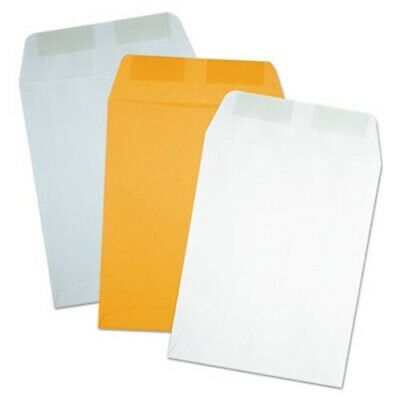 Quality Park Catalog Envelope, 9 x 12, Executive Gray, 250/Box (QUA41487)