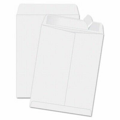 Quality Park Catalog Envelope, 11 1/2 x 14 1/2, White, 100 per Box (QUA44834)
