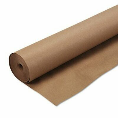 """Pacon Kraft Wrapping Paper, 48"""" x 200 ft, Natural (PAC5850)"""