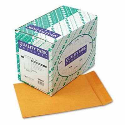 Quality Park Catalog Envelope, 9 x 12, Brown Kraft, 250/Box (QUA41460)