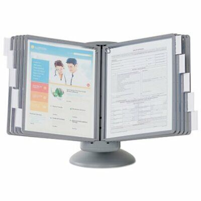Durable Sherpa Motion Desk System, 10 Panels (DBL553937)