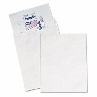 Survivor Tyvek Jumbo Mailer, Side Seam, 14 1/4 x 20, White, 25/Box (QUAR5106)