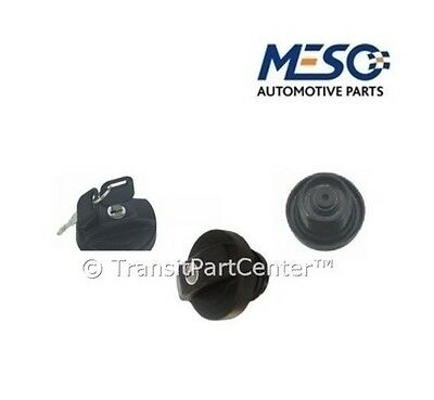 Locking Fuel Petrol Diesel Cap With Two Keys Ford Transit Connect
