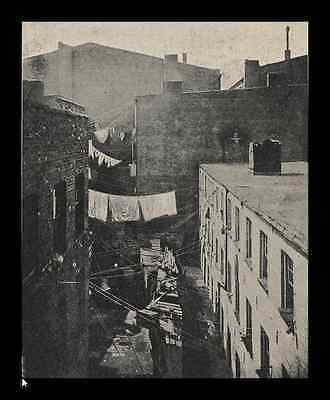 How the Other Side Lives + The Battle With the Slum - Jacob Riis