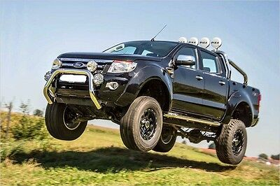 Ford Ranger 2011 - 2014 Workshop Service Manual