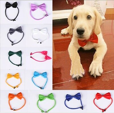 cutu cool small Puppy bowknot necktie bow tie dog clothes accessories 12 colors