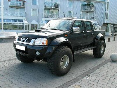 Nissan Navara D22 Workshop Service Repair Manual 4X4