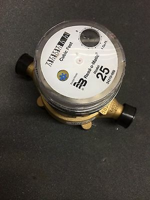 New Badger M25 Water Meter Pulse Read O Matic Register And Remote