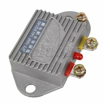 Electronic Generator Regulator with Light 14V Support All Automobile Universal