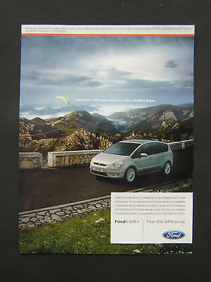 Ford S-MAX Advert from 2007 - Original