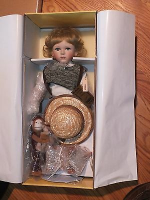 """Connoisseur Collection Doll """"Parker"""" by JC Lee from Seymour Mann"""
