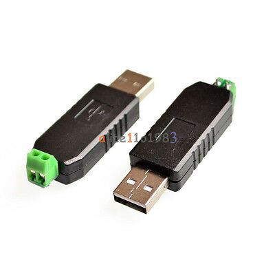 CH340 USB to RS485 485 Converter Adapter Module For Win7/Linux/XP/Vista