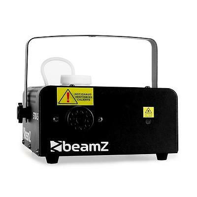 Top Beamz S700-Ls Party Deko Set 700W Nebelmschine Nebelfluid  Show Laser Set