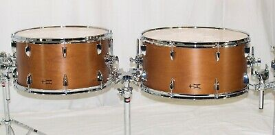 "TreeHouse Custom Drums 18"" and 20"" Concert Bass Toms"