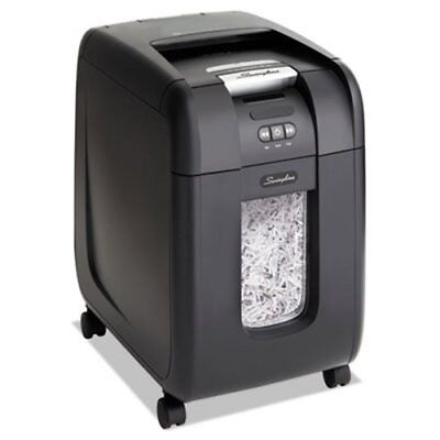 Swingline 175X Medium-Duty Cross-Cut Shredder, 175 Sheet Capacity (SWI1757573)