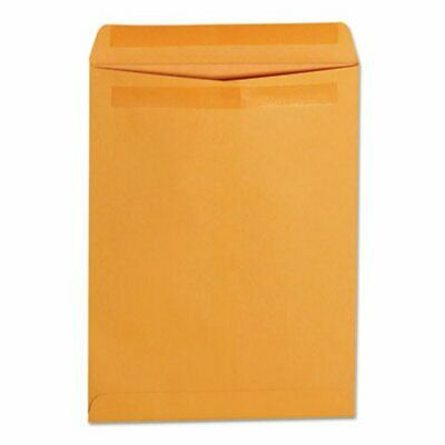 Universal Self-Stick File-Style Envelope, 12 x 9, Brown, 250 per Box (UNV35290)