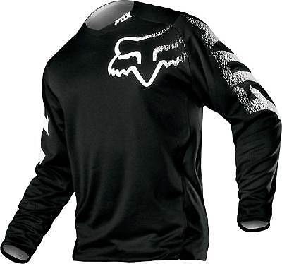 2017 Fox Racing Blackout Jersey - MX Motocross Off-Road ATV Dirt Bike Gear