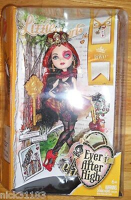 Ever After High Lizzie Hearts Doll Lizzy Hearts Eah Original Release