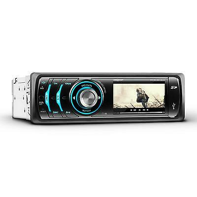 TOP oneConcept MDD-150-BT AUTORADIO USB SD MP3 WMA RDS DIN ISO OHNE CD BLUETOOTH