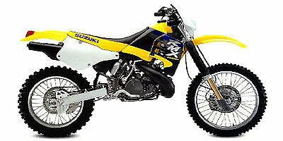 Suzuki Rmx250 Workshop Service Manual