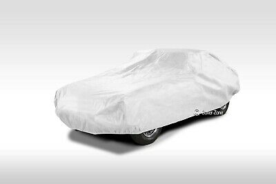 2 Layer Car Cover Soft Breathable Dust Proof Sun Uv Water Indoor Outdoor 2268
