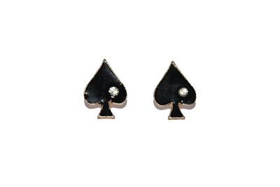 Queen Of Spades, Hotwife, Cuckold, BBC Earring Ear Rings Novelty Fetish Style 5