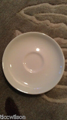 Russel Wright Iroquois Casual China saucer eggshell