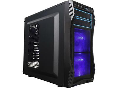 Rosewill  ATX Mid Tower Gaming Computer Case, Latching Tool-less Design of Drive