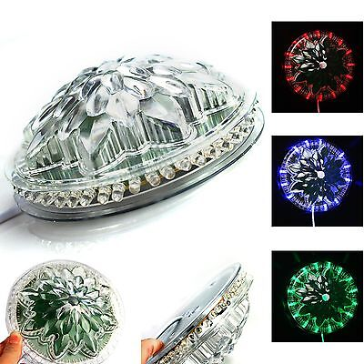 Party Stage Club KTV Disco Lamp LED RGB Light Effect 8W Auto Sunflower Hyaline