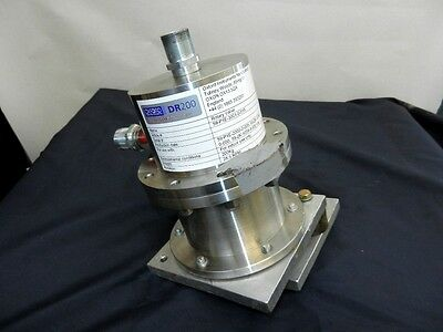 Oxford Instruments  Dr200 Stainless Steel Rotary Valve (Item# 449 / 8)