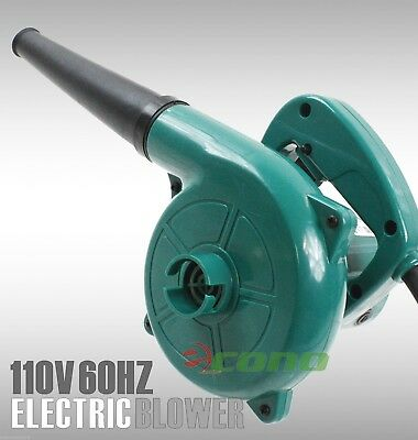 ELECTRIC  LEAF BLOWER Handheld Vacuum Action DUST Cleaning Power Tools Blowers