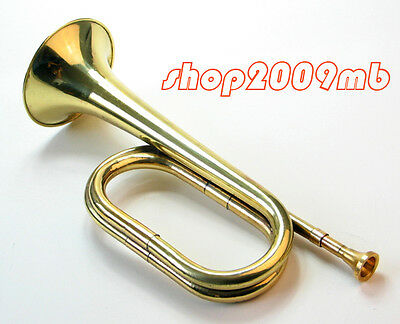 Chinese Army Emergency Horn Military PLA brass blowing War Horn bugle Clarion