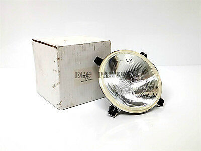 "New Holland ""10 Series"" Tractor Headlamp Lens & Reflector Assembly - 83948375"