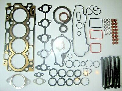 HEAD GASKET SET AND BOLTS FIESTA FOCUS FUSION C MAX 1.6 TDCi 16V 2002 ON DIESEL