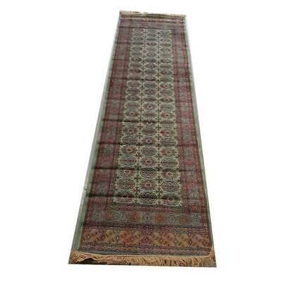 New Art Silk Floor RUNNER Persian Look Mat Rugs Chiraz 68cmx230cm 8438-16 Thin