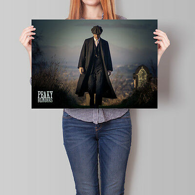 Peaky Blinders Poster TV Show Cillian Murphy A2 A3 A4