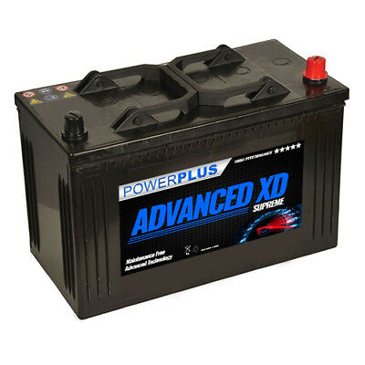 663 Battery 110ah Advanced 3 YEAR WARRANTY Tractor Defender Taxi