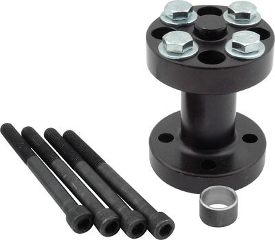 """Allstar Performance ALL30188 Aluminum Radiator Fan Spacer  2.5"""" Thick with Bolts"""