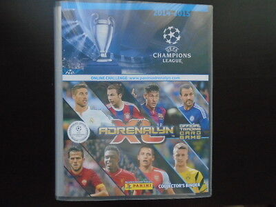 "Panini Adrenalyn xl Champions league 2014/15 "" 49 different limited cards"""