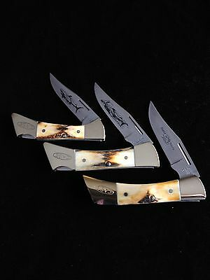 Case Stag Shark Knives 1980