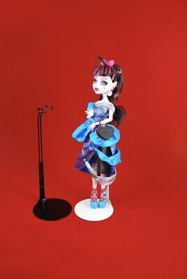 3 - LIV, MONSTER HIGH Doll Stands by Kaiser #2275 3 new BLACK stands