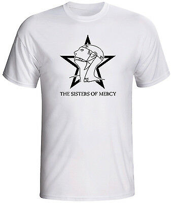 The sisters of mercy shirt punk goth rock band