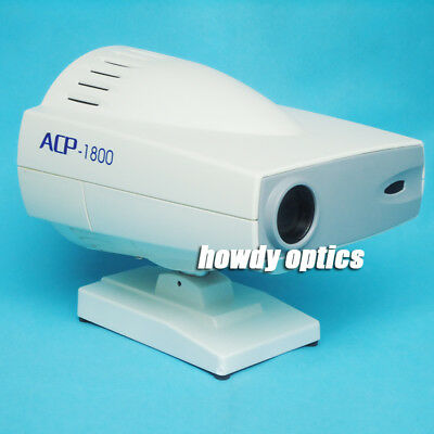 Brand New Optical chart projector Auto chart projector 30 charts LED lamp