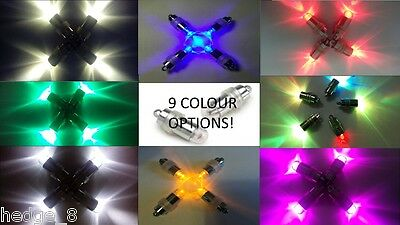 2 x Mini Party LED Balloon Light in 9 Colour Options! Low Price!