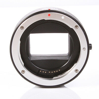 FOTGA AF Electronic Adapter for Canon EF-S Lens to Sony E-Mount Body Full Frame